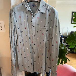 DIVIDED l/s shirt